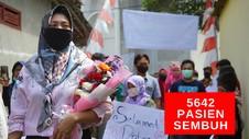 VIDEO: 5.642 Pasien Covid-19 Di Indonesia Sembuh