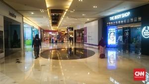 Hari Kedua Lebaran, Mal di Jakarta Sepi Pengunjung