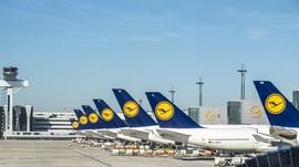 Pemerintah Jerman Beri Talangan Rp145 T untuk Lufthansa