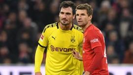 Der Klassiker, Munchen Pernah 'Tolong' Dortmund dari Krisis