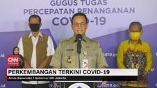VIDEO: Anies Sampaikan Kabar Baik Jelang Akhir PSBB