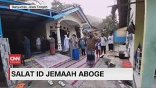 VIDEO: Salat Ied Jamaah Aboge