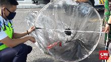 Polisi Ponorogo Gagalkan Aksi Warga Terbangkan Balon Raksasa