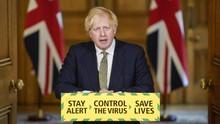 Kepala Penasihat PM Inggris Tak Menyesal Langgar Lockdown