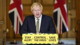 PM Inggris Tak Pecat Asisten yang Langgar Lockdown