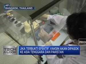 Thailand Uji Vaksin Covid-19