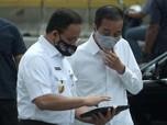 Anies Tutup Mulut Soal Aspirasi Demo UU Ciptaker ke Jokowi