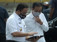 Kata Jokowi Soal Covid-19 Tak Akan Lagi Menular, Kapan Pak?