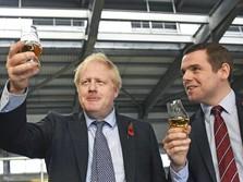 Gempar Menteri Inggris Resign Saat Pandemi Covid-19, Ada Apa?
