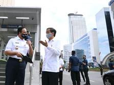 Gub. Anies, Seluruh Wilayah DKI Dapat Alarm Keras Jokowi!