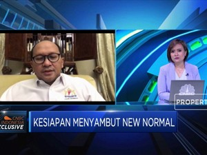 New Normal, Kadin: Industri Padat Karya Siap Dibuka Kembali