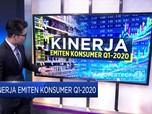 Kinerja Emiten Konsumer Q1-2020
