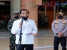Bukan DKI, Ternyata Bekasi Jadi Percontohan New Normal Jokowi