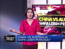 China vs Australia, Siapa Lebih Perkasa?