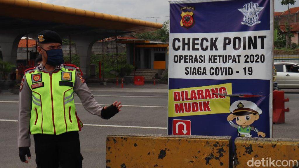 Antisipasi Arus Balik Pemudik, Ini Daftar Gerbang Tol yang Disekat