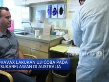 Perusahaan Bio Teknologi Novavax Uji Coba Vaksin Model Baru