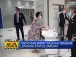 Jepang Tarik Status Darurat Covid-19