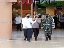 Ridwan Kamil: Ke Mal Bekasi Wajib Masker & Sarung Tangan!