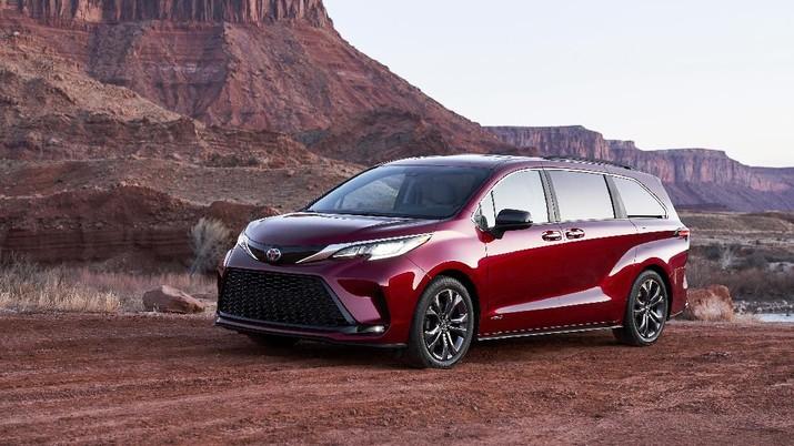 Toyota Sienna (Dok. Toyota)