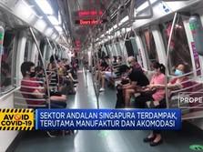 Singapura Kembali Koreksi Proyeksi Pertumbuhan Ekonomi