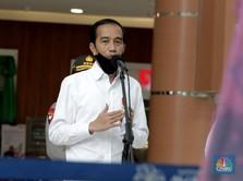 Pengakuan Jokowi: Kita Ingin Sekali Masuk ke New Normal