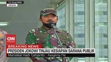 VIDEO: TNI-Polri Akan Disiplinkan Protokol Covid-19