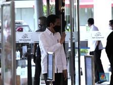 Jokowi Mau New Normal Agar RI Tak Masuk Jurang Resesi
