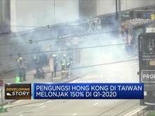 Taiwan Dukung Hong Kong Lepas dari 'Gencetan' China