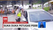 VIDEO: Suka Duka Petugas PSBB