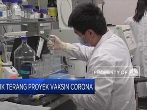 Titik Terang Proyek Vaksin Corona