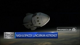Nasa & Spacex Luncurkan Astronot