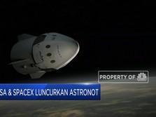Nasa & Spacex Luncurkan Astronot