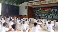Cerita Anak Yatim Piatu Asal Papua Lulus Jadi Anggota TNI