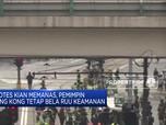 Protes Memanas, Pemimpin Hong Kong Tetap Bela RUU Keamanan