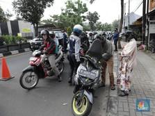 Perhatian Warga DKI, Anies Rilis Aturan Ganjil Genap Motor