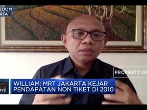 MRT Jakarta Siapkan Strategi Bisnis Baru di Era New Normal