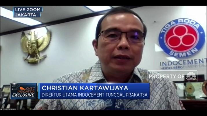 Ini Alasan Indocement Tutup Sementara 7 Pabrik Saat Pandemi  (CNBC Indonesia TV)