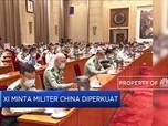 Xi Jinping Minta Militer China Diperkuat  di Tengah Pandemi