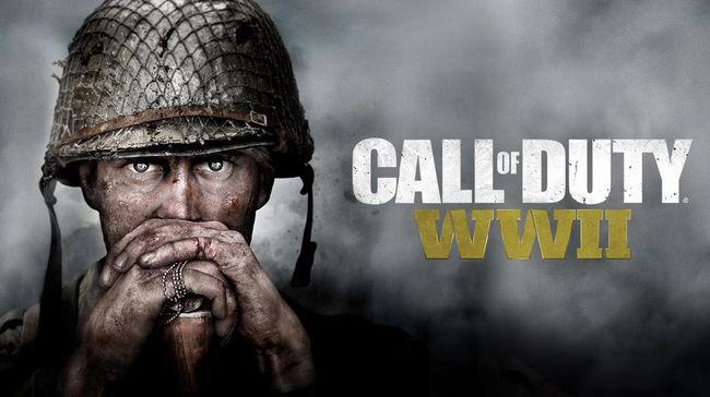 Sony Gratiskan Game Call of Duty: WWII, Buruan Dow