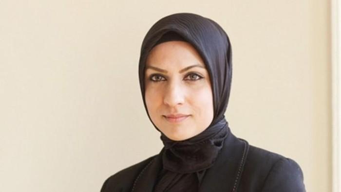 Inspiratif! Raffia Arshad Jadi Hakim Berhijab Pertama di Inggris