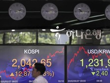 Investor Happy! Bursa Asia Panen Cuan, KOSPI Meroket