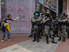 Pemerintah Buat RUU Lagu Kebangsaan, Hong Kong Demo Lagi