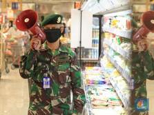 'Kehadiran TNI di Mal Cs Bukan untuk Menimbulkan Ketakutan'