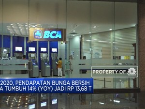 BCA Cetak Laba Bersih Rp 6,58 T dalam 3 Bulan