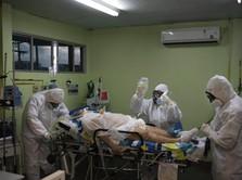Brasil Nekat New Normal Sao Paulo, Angka Kematian Naik