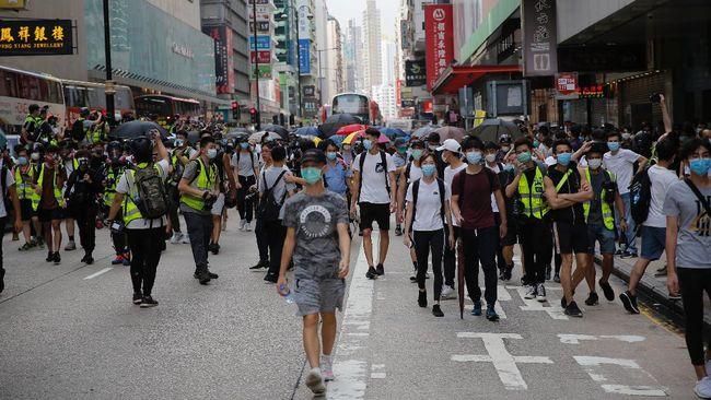 Situasi Hong Kong Kian Memanas, Ada Dampak ke Mark