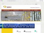 Bumi Resources Minerals Siap Proses Debt To Equity Swap