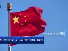 Demi Hong Kong, AS Siap Beri Sanksi China