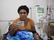 Cuci Darah 2 Kali Seminggu, Maria Gantungkan Asa ke JKN-KIS