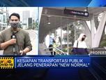 Melihat Kesiapan Transportasi Publik Jelang